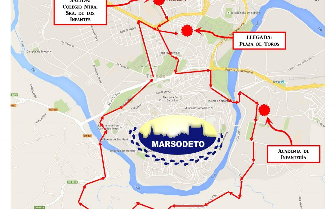 34 MARCHA DE SOLIDARIDAD CON LAS PERSONAS CON DISCAPACIDAD DE TOLEDO