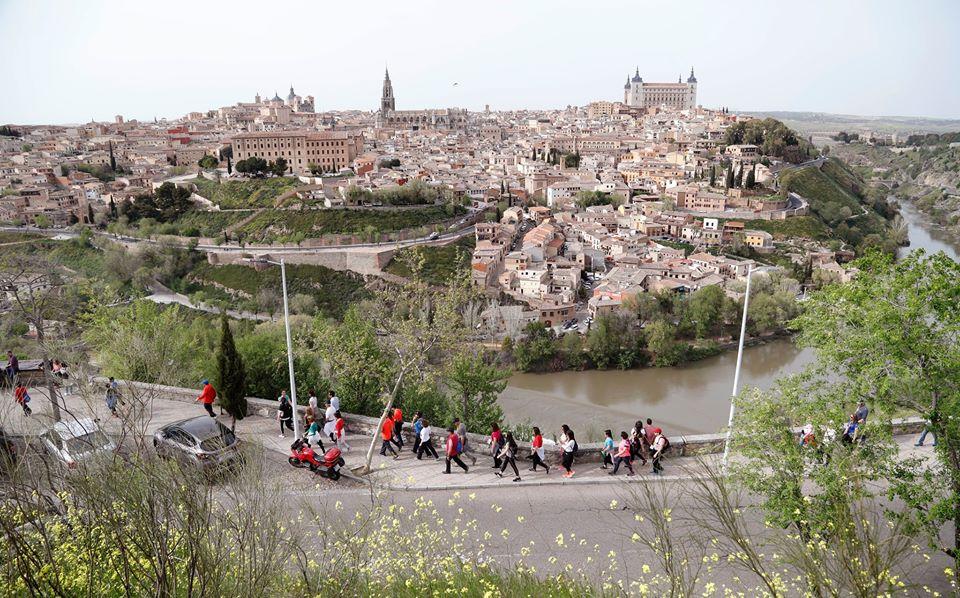 35 MARCHA DE SOLIDARIDAD CON LAS PERSONAS CON DISCAPACIDAD DE TOLEDO
