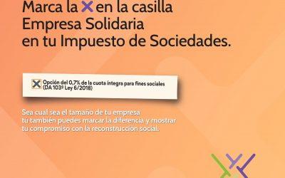 X SOLIDARIA IMPUESTO DE SOCIEDADES