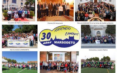 MARSODETO 30 AÑOS DE FEDERACIÓN